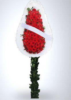 Ayaklı Sepet Çiçek